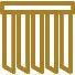Чистка жалюзи, портьер и тюлей